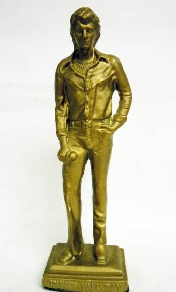 Johnny Hallyday - Daviland Figure