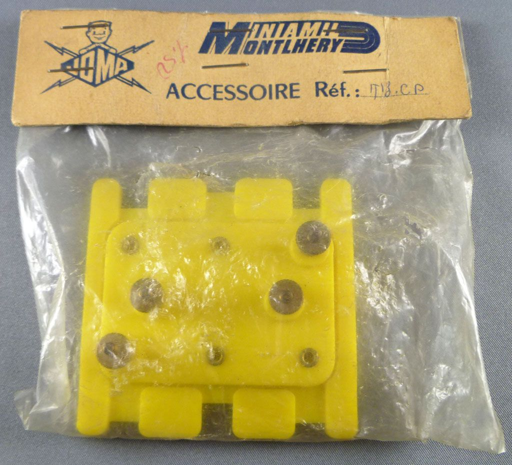 Joma T3CP - Miniamil Monthlery - Batteries Connexion parts Mint in Bag