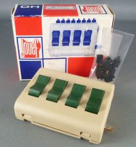 Jouef  9370 Ho Electric Remote Control for accessories with Box & Branching Instructions