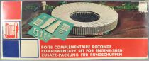 Jouef 1026 Ho Sncf Complementary Set for Engine Shed Mint in box