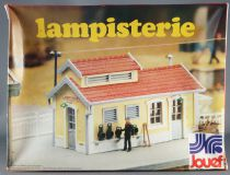 Jouef 1037 Ho Sncf Lamp House for Steam Loco Mint in Box