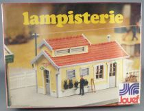 Jouef 1037 Ho Sncf Lamp House for Steam Loco Mint in Sealed Wrapped Box