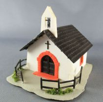 Jouef 1978 Ho Builded Mountain Chapell 2