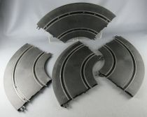 Jouef 320 (3320) - 4 x Curved Tracks 90° R=130 Mint Condition