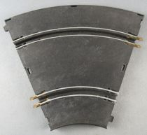 Jouef 320/2 - Une Demi Piste Courbe 45°cm Etat Neuf