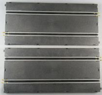 Jouef 3310 - Deux Pistes Droites 26cm Etat Neuf