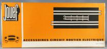 Jouef 3385 - Straight  Laps Count Tracks 26cm Mint in Box