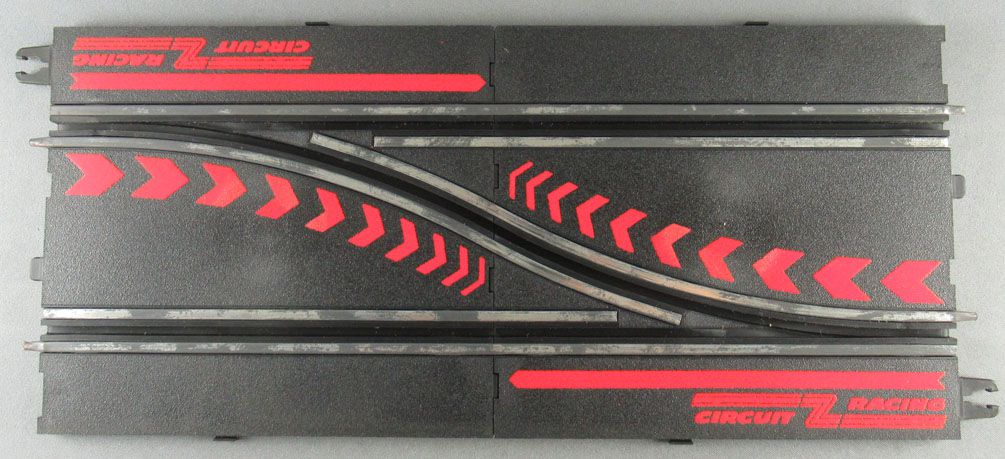 Jouef 3415 - Z Racing - Right Fork Track Mint Condition