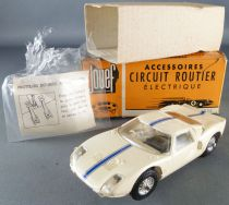 Jouef 365 - White Ford GT Mint in Box