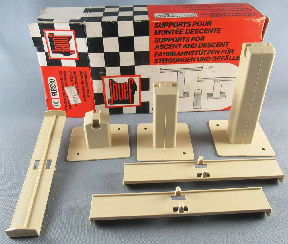 Jouef 3816 - Supports Pillars for Ascent & Descent Mint in Box