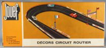 Jouef 3830 - Accessories Set for Slot Tracks Mint in Box