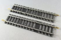 Jouef 4751 Ho 2 x Steel  Supply Tracks 123,5 mm Mint Condition