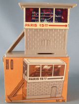 Jouef 482 Ho Sncf Semaphoric Cabin Signal Box 1955 Mint in box