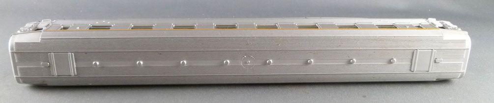 Jouef 4860 Ho Sncf Voiture Dev Inox A8 1ère Classe Aménagement Intérieur
