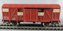 Jouef 6240 Ho Sncf Covered Wagon Type Europe K 337557 No Box