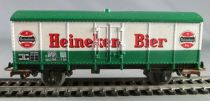 Jouef 6270 Ho Ns Heineken Metalic Covered Wagon