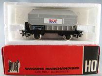 Jouef 6435 Ho Sncf Wagon Transport Bauxite 2 Essieux Rhone Progil Boite R