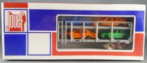 Jouef 6540 Ho Sncf Wagon Stva with 6 cars Mint in Sealed Box