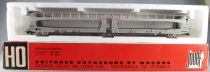 Jouef 6571 Ho Sncf Wagon Stva Articulated 3 Axles