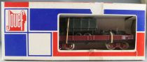Jouef 6601 Ho Sncf Wagon Plat Transport Engins Militaires Camion Gmc + Jeep Neuf Boite