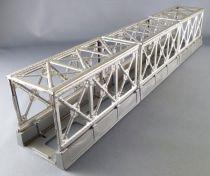 Jouef 671 x 3 Ho Sncf Grand Pont Métallique 3 Tabliers Long 445 mm