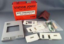 Jouef 703 Ho Sncf Station Boite Complémentaire pour Gare Démontable A ou B Neuf Boite 3