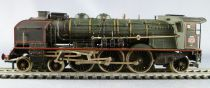 Jouef 8255 Ho Sncf Steam Loco 4-6-2 231 K 82 Pacific North Calais only no Tender