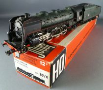 Jouef 8274 Ho Sncf Steam Loco 2-8-2 141 R 416 Mikado Tender 30R1246 Reims Boxed