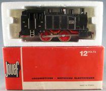 Jouef 8311 Ho Sncf Loco Vapeur Locotender 020 N° 708 avec Eclairage en Boite
