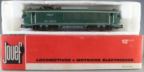 Jouef 8343M Ho Sncf Electric Loco BB 12005 with light in Red box