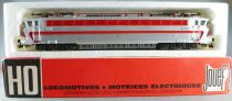 Jouef 8432 Ho Sncf Electric Loco CC 40101 with Light Near Mint in box