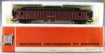 Jouef 8500 Ho Sncf Voiture Postale Ocem Bureau Ambulant Pamyi 41514 Paris en Boite