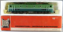 Jouef 8542 Ho Sncf Electric Loco CC 7107 with red box