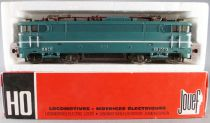 Jouef 8582 Ho Sncf Electric Loco BB 25110 with light Near Mint in Box