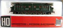 Jouef 8590 Ho Sncf Loco Electrique 2D2 5516 Eclairage Inversé Quasi Neuve Boite