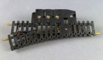 Jouef 88E N Scale Electric Point to Right Steel Tracks 86 mm
