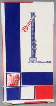 Jouef 9315 Ho Sncf Sémaphore Fonctionnel & Rails Droit Acier Neuf Boite 1