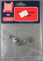 Jouef 9342 Ho 6 Universal Plugs Mint in bag