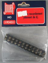 Jouef 9343 Ho Connecting Plugs Suitable for 6 Wires Mint in bag