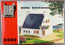 Jouef 971 (1971) Ho Sncf Villa Bretonne Neuve Boite