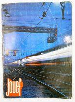 Jouef Catalogue 1972-1973 Trains Ho Télécommandes Circuits Routiers