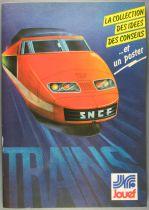 Jouef Catalogue 1981 sans Poster A4 74 Pages Couleurs