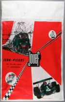 Jouef Ho & Slot Car Advertising Plastic Bag