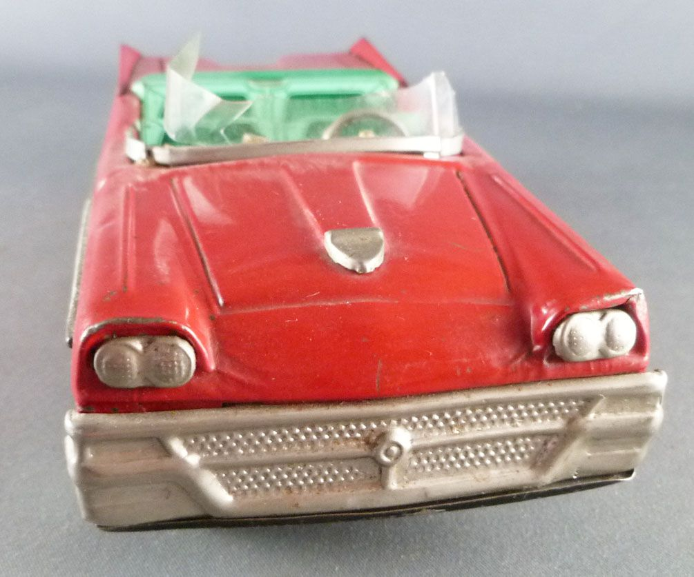 Joustra Réf 2049 - Ford Cabriolet Série Cadet Tole Friction 20cm
