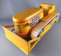 "Joustra Ref 454 - Electric Bulldozer Tin 32cm 13\"""
