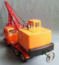 Joustra Réf 480bis - Ford Cargo Camion Grue Pelleteuse Tole Mécanique 54cm
