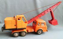 "Joustra Ref 480bis - Ford Cargo Excavator Crane Truck Tin Mechanical 22\"""