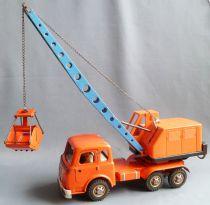 """Joustra Ref 491 - Berliet Gak Crane Truck Tin Mechanical 21\"""""""