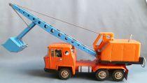 """Joustra Ref 629 - Bernard Excavator Crane Opening Door Truck Tin Mechanical 22\"""""""