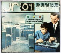 JR01 Ordinateur - Jouets Rationnels France 1972